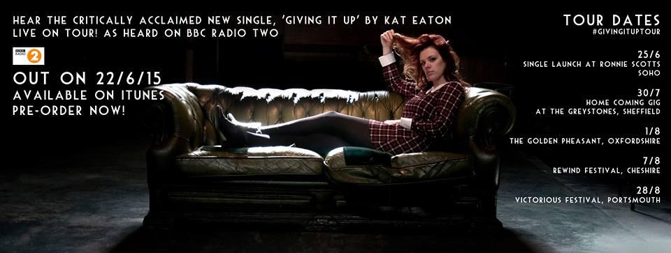kat eaton tour