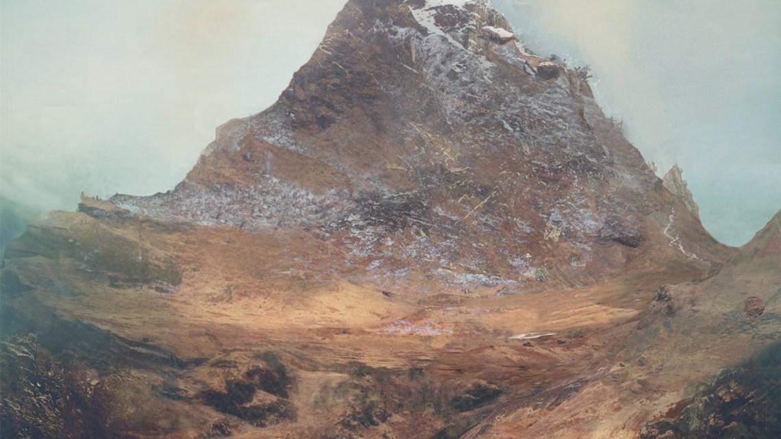 Image of mountain - Stillhound album artwork