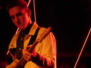 The Wired's Richard May at the Leadmill