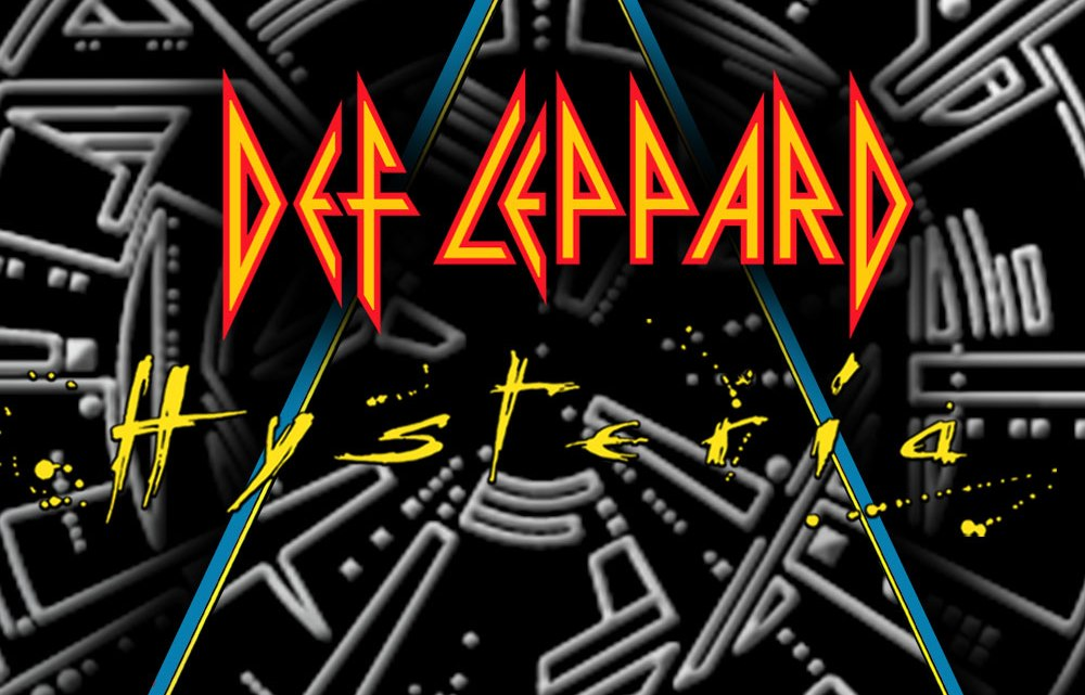 Incoming Def Leppard Hysteria 30th Anniversary