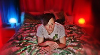 of Montreal founder Kevin Barnes