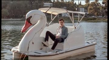 Dan Croll on a Swan