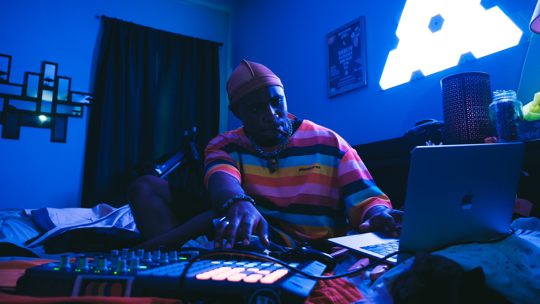 Droppin' Knowledge: The Songs of New York City Beatmaker Radicule Are Undiscovered Gems Of Hip Hop