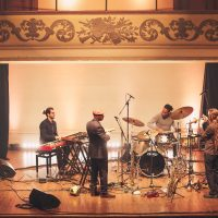 Live Review: Tenderlonious, London Jazz Festival: Shoreditch Town Hall, November 22nd
