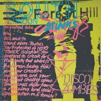 ALBUM REVIEW: Disco Zombies - 'South London Stinks': a punk story retold by Optic Nerve