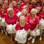 Cheerleaders in The Villages