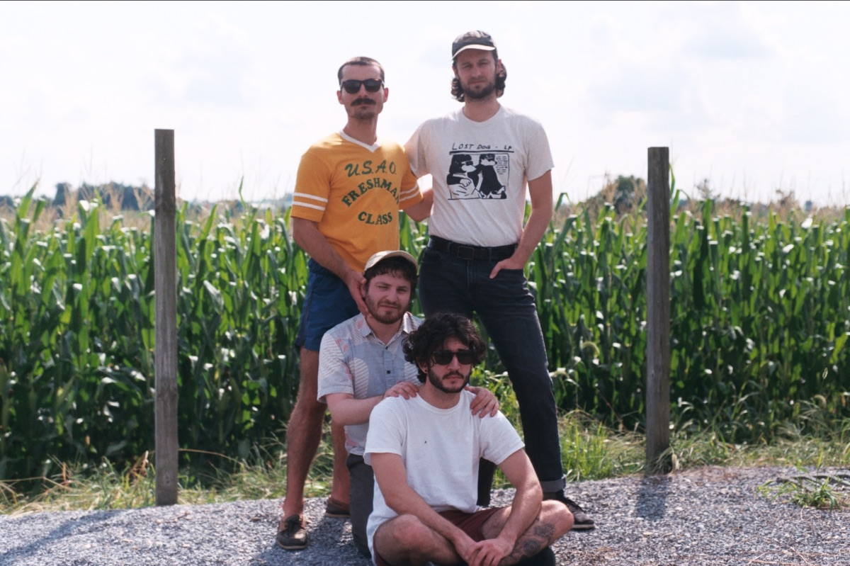 PREMIERE: My Son the Doctor play with pop-punk tropes on spiky new song 'Bethany'