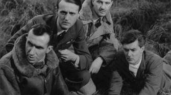 4 British airmen