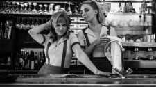 Sophie and Julia at work