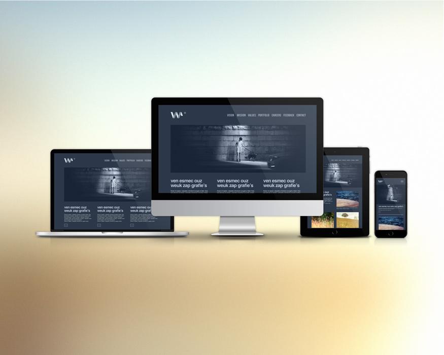 Backside pixels Conception de site internet