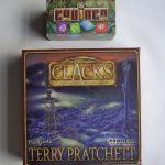 Discworld Clacks and Codinca