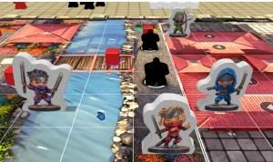 Ninja Squad on Tabletopia