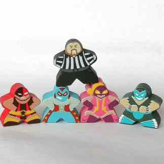 Lucha Meeples
