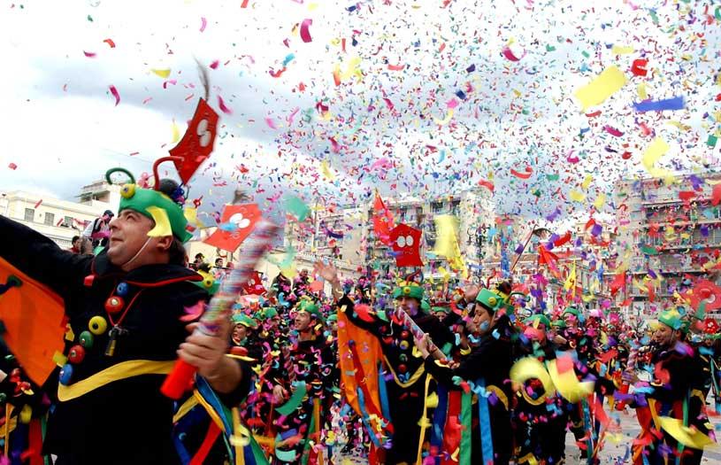 Καρναβάλι στην Πάτρα
