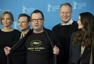 Lars στην Berlinale