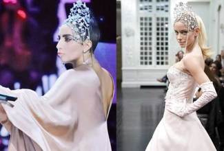Lady Gaga Δούκισσα Νομικού
