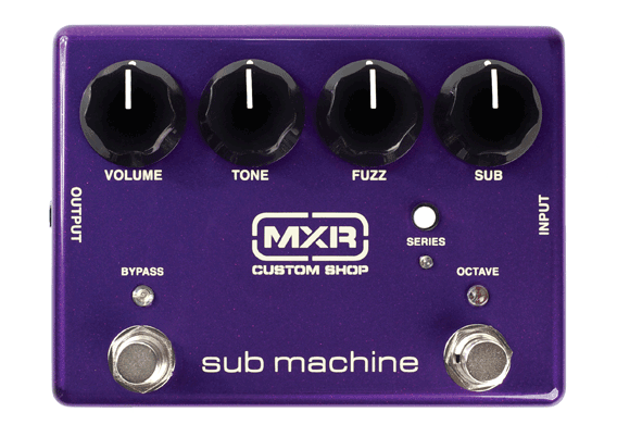 Dunlap SubMachineOctaveFuzz-11