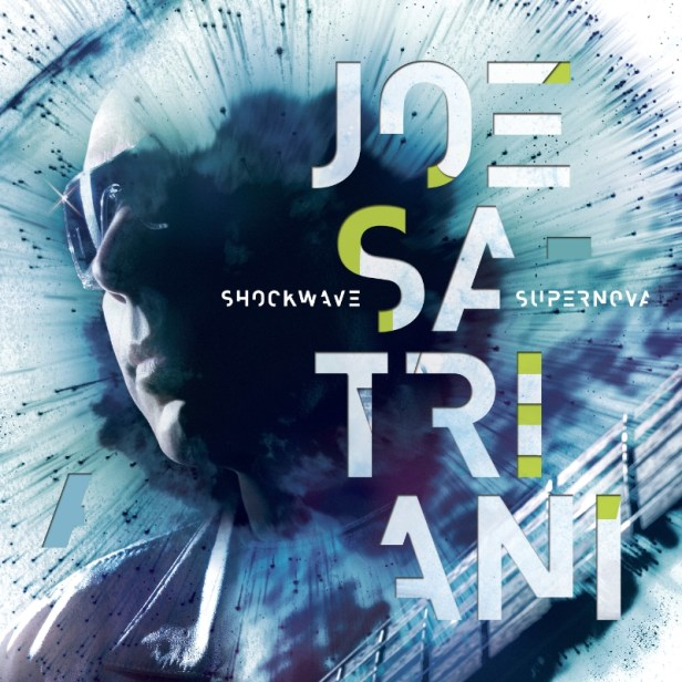 "JOE SATRIANI, announces plans to release his 15th solo studio album, ""Shockwave Supernova"", on July 24th. (PRNewsFoto/Legacy Recordings)"
