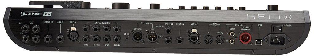 Line 6 HX Effects Guitar Effects Processor - BackStage360 com