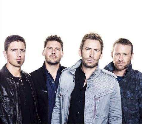 Nickelback promo