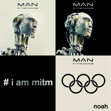 NOAH - Man In The Making (PRNewsFoto/Pivot Point Publicity)