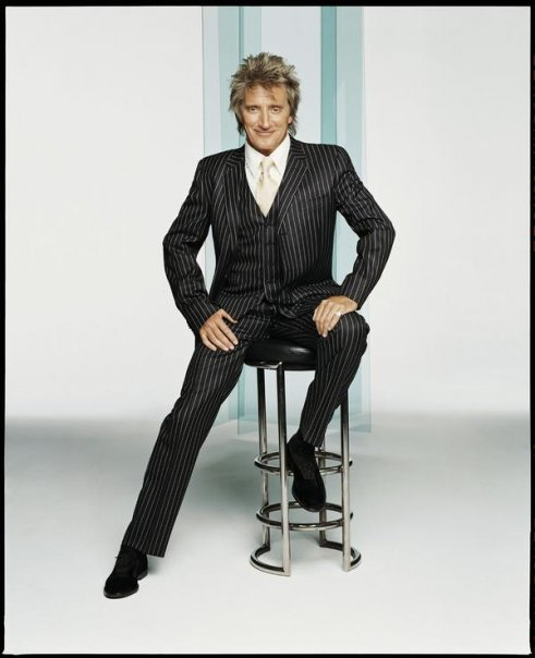 Rod Stewart - Chair