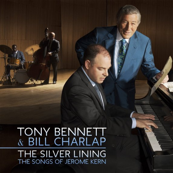 Tony Bennett - The Silver Lining Cover