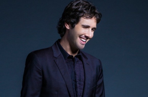 Josh Groban Announces Stages Tour (PRNewsFoto/Live Nation Entertainment)