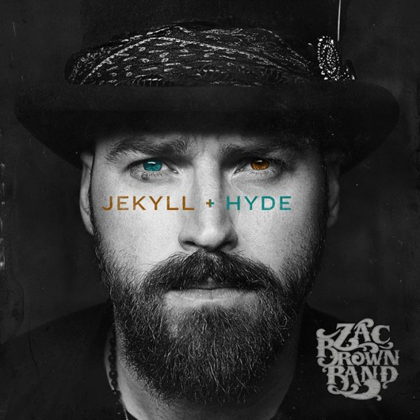 zac brown band jekyll hydealbum