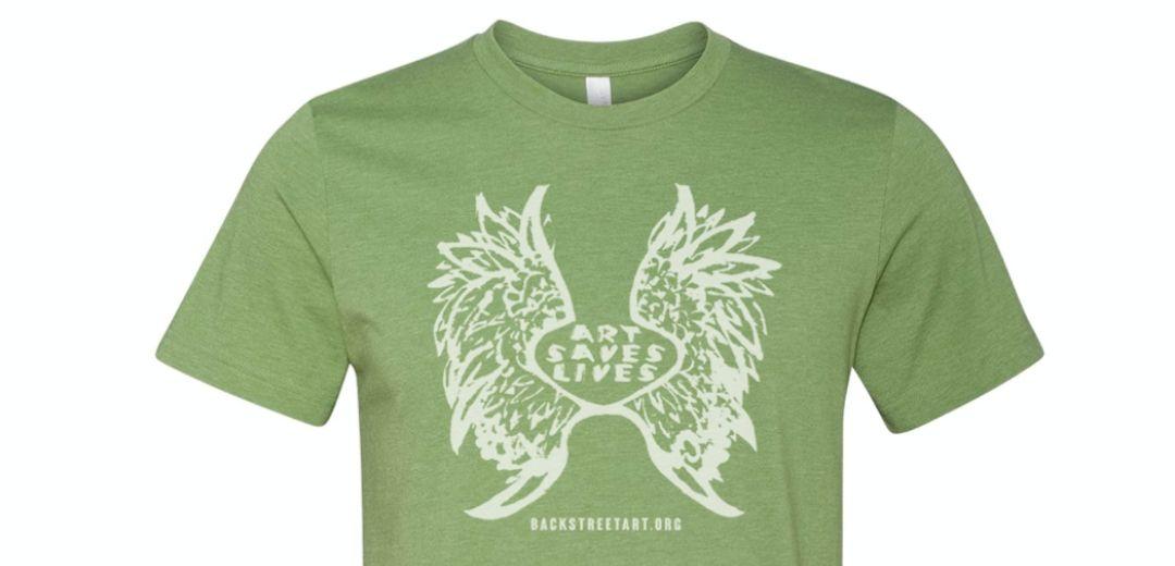 Art Saves Lives T-Shirt