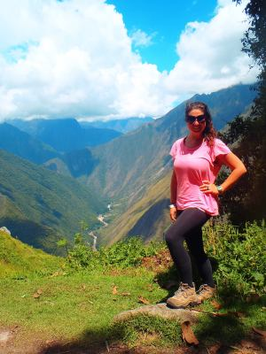 Hiking the Inca Trail Peru