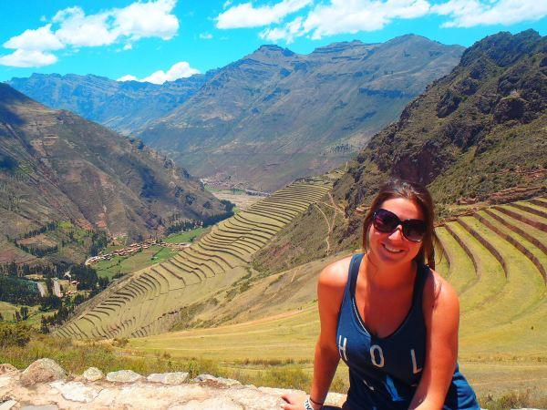 Incredible Views along the Inca Trail hike, Peru
