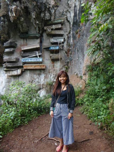 The Hanging Coffins of Sagada Mountain Province Philippines