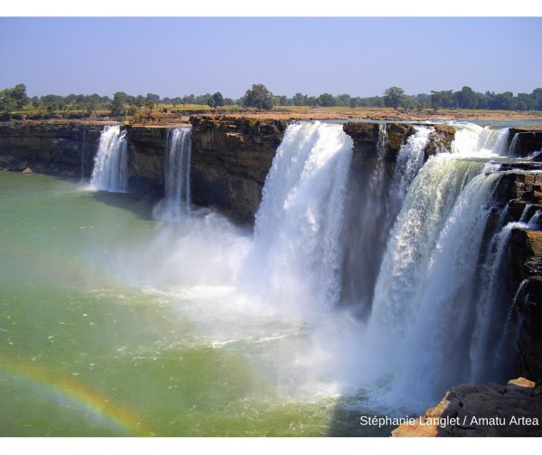Chitrakoot Falls, India