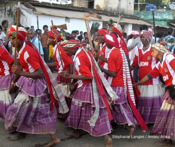 Dhurwa Tribe Bastar Dussehra