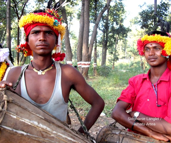 Muria Tribe during Bastar Dussehra