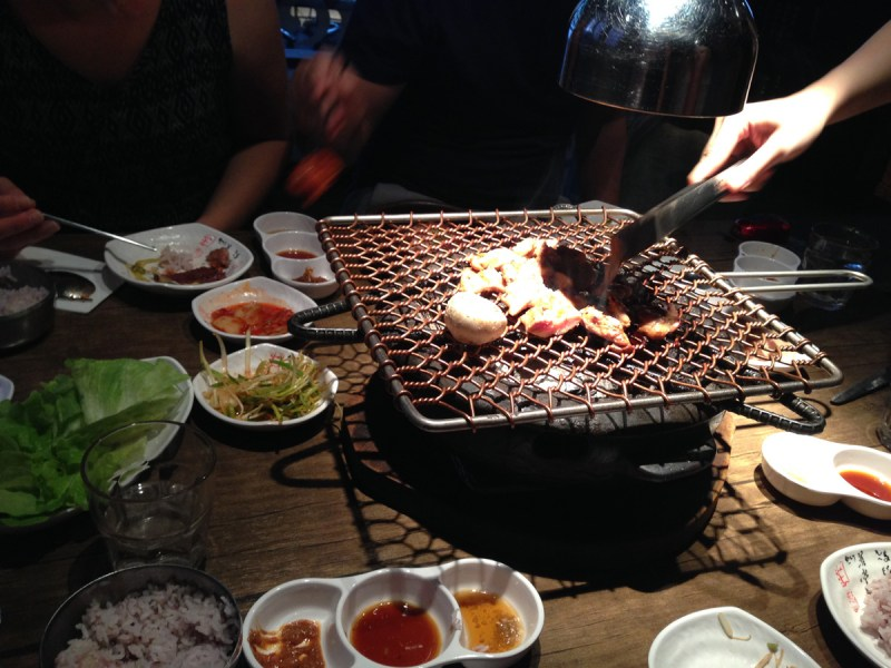 Hwaro Korean Bbq Melbourne