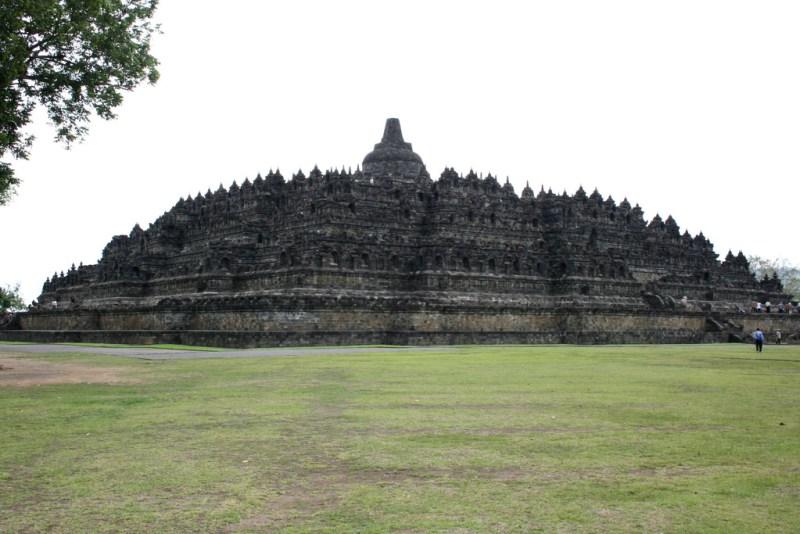 Borodupor Temple, Central Java, Indonesia