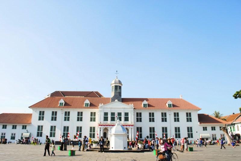 Jakarta History Museum - Dutch East India Co HQ
