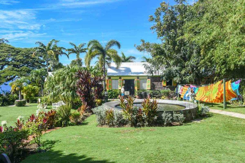Romney Manor, St Kitts