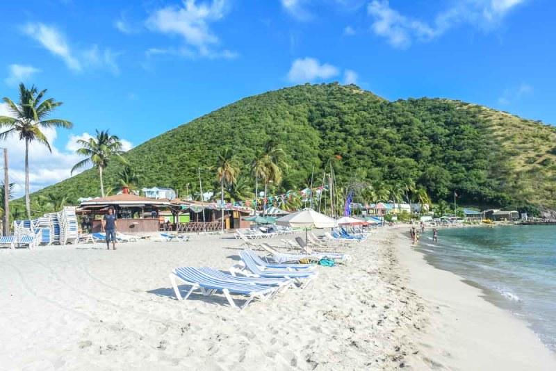 South Frigate Beach St Kitts