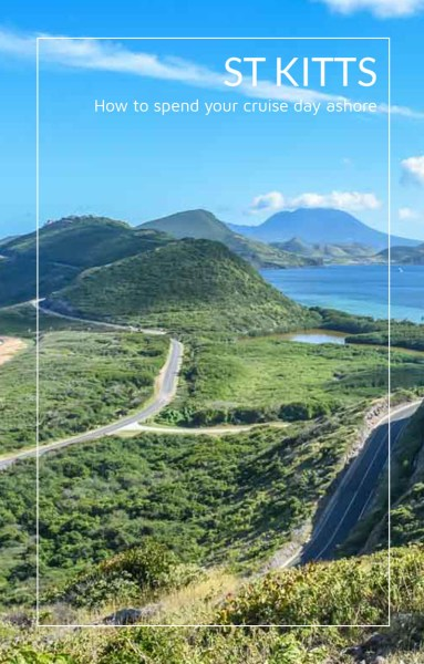 Things to do in St Kitts. How to spend your cruise day ashore.