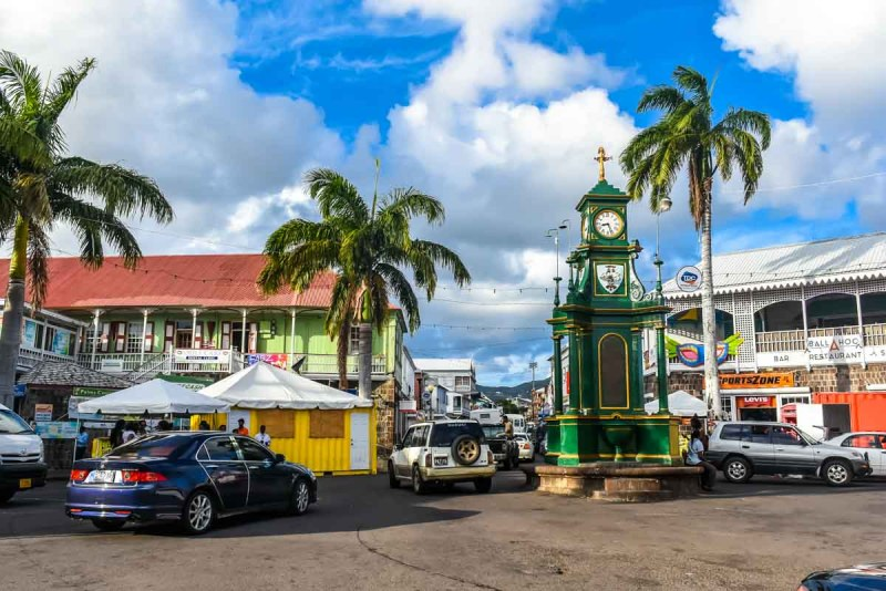 The Circus, Basseterre St Kitts