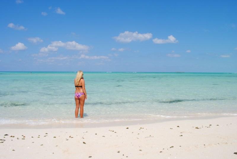 Serenity Bay Castaway Cay Bahamas