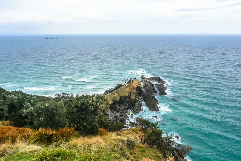 Most Easterly point on the Australian mainland - Cape Byron