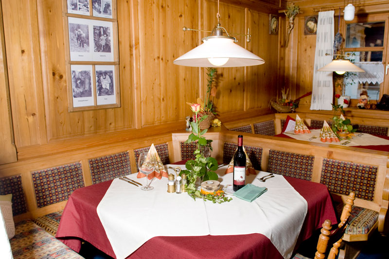 Restaurant Cafe Zur Backstuba