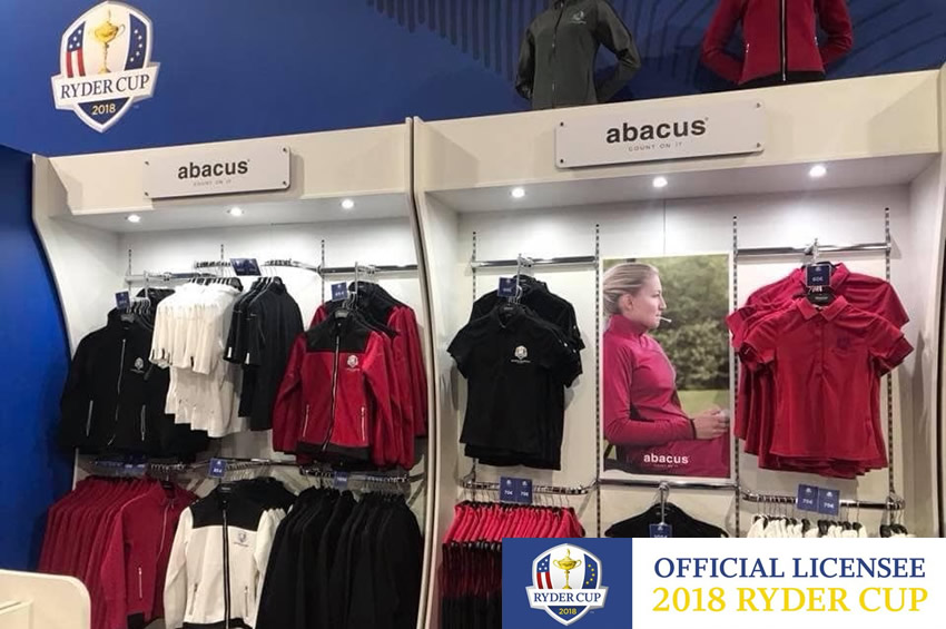 Abacus-Sportswear Merchandise Ryder Cup 2018