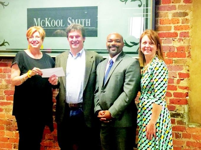 Marshall Education Foundation Receives a Gift