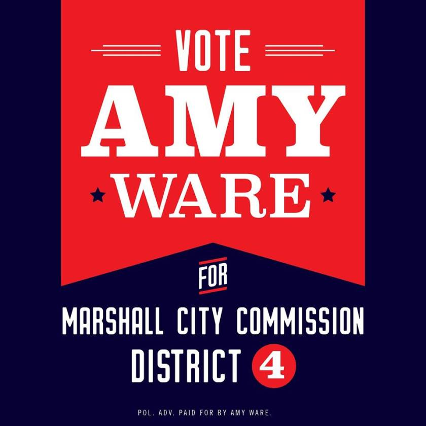 Amy Ware City Commission District 4