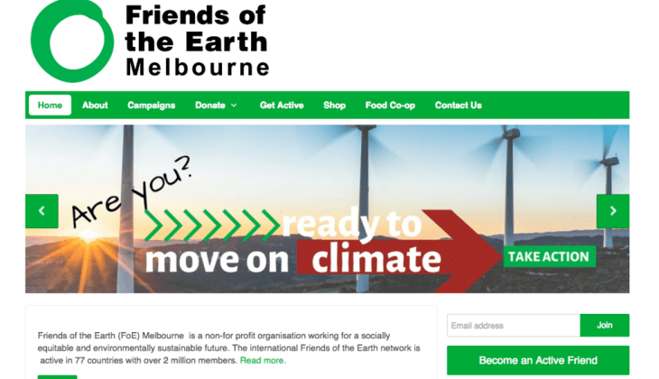 Friends of the Earth Melbourne